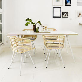 Spin Indoor Rattan Chair