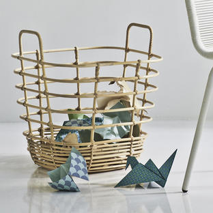 Sweep Indoor Square Basket