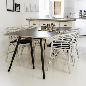 Turn Indoor Dining Table