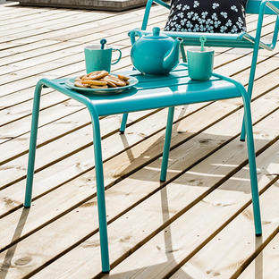 Monceau Low Table / Footrest
