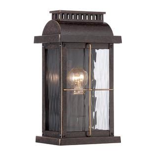 Cortland Small Wall Lantern