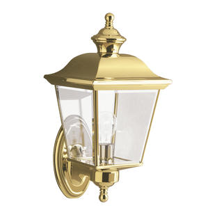 Bay Shore Outdoor Up Wall Light