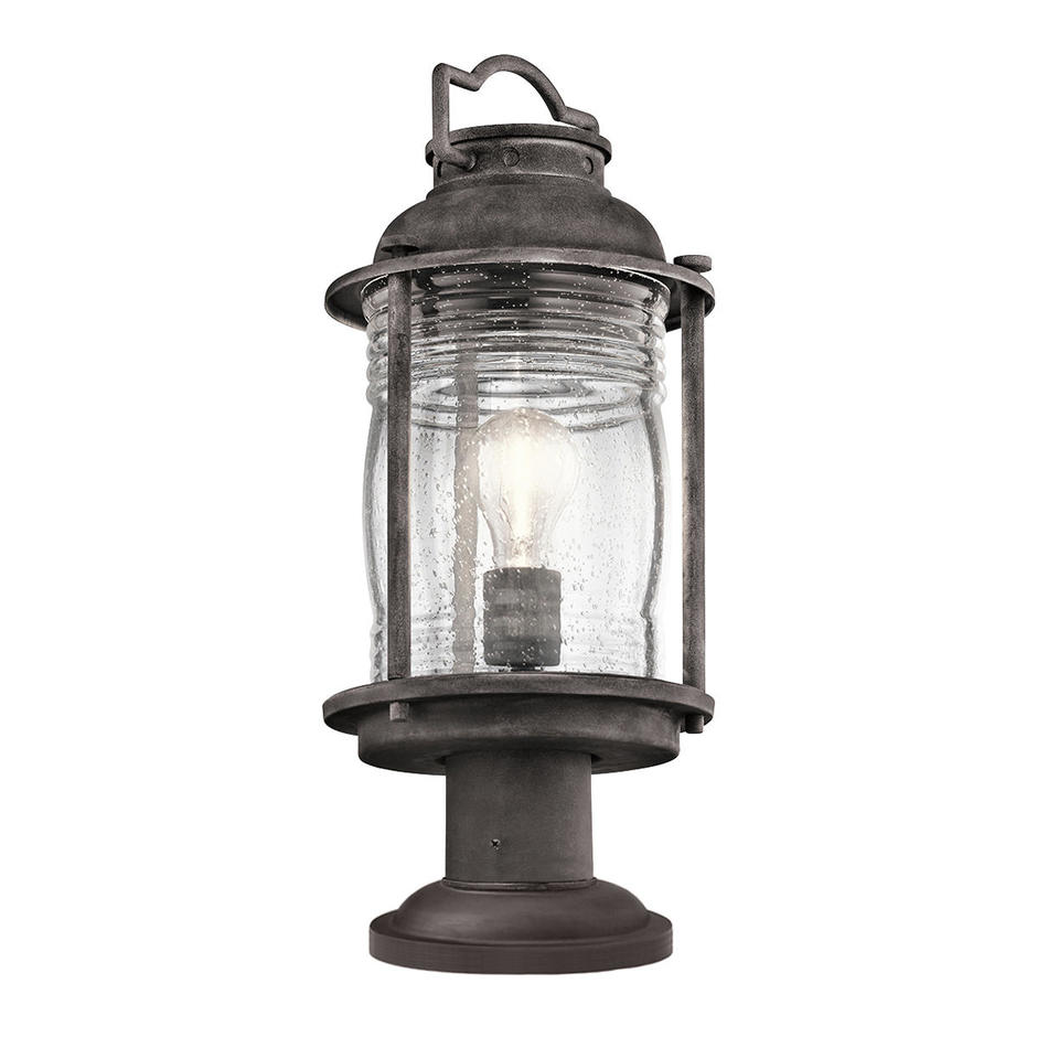 Ashland Bay Medium Pedestal Lantern