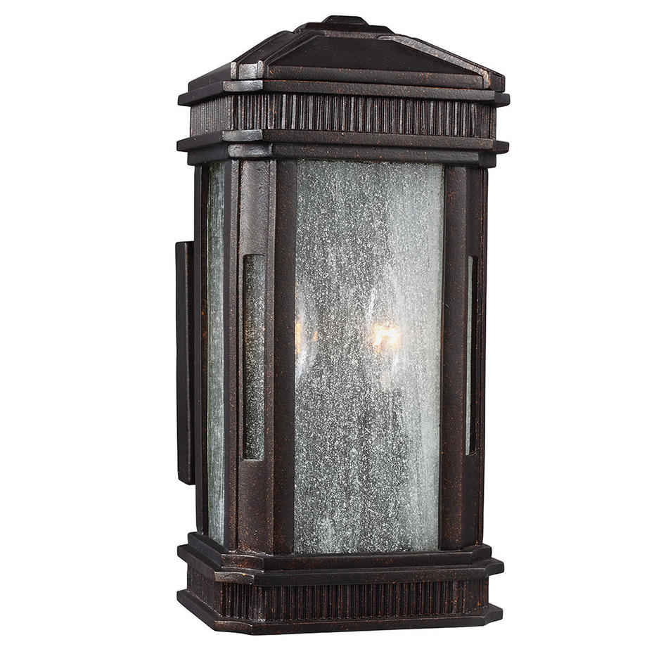 Federal Small Outdoor Lantern