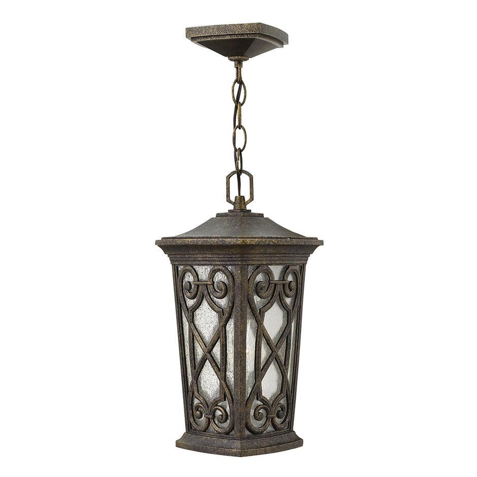 Enzo Small Hanging Lantern
