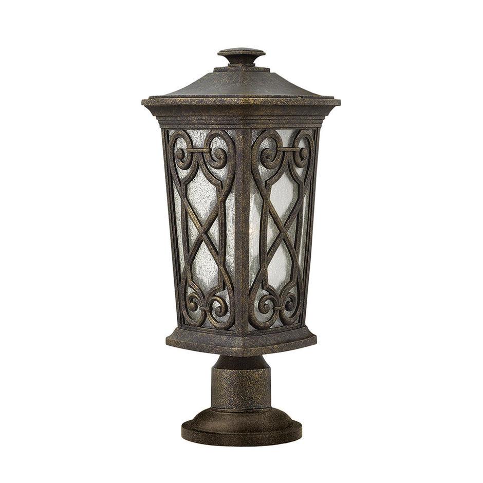 Hinkley Montreal Pedestal Light: Buy Enzo Small Pedestal By Hinkley Lighting