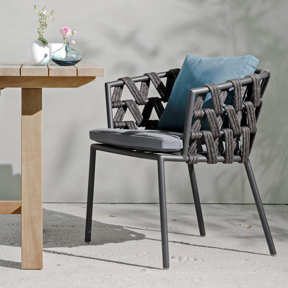 Buy Leo Dining Chair by Vincent Sheppard Outdoor Collection — The ...