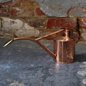 Haws Copper Indoor Watering Can