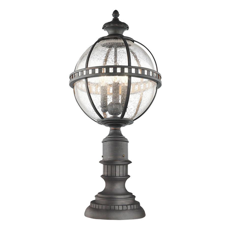Halleron Pedestal Lantern