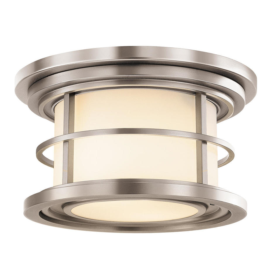 Lighthouse Outdoor Flush Ceiling Light