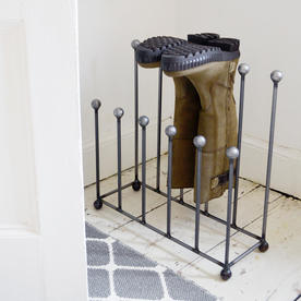 Contemporary Welly Boot Stand