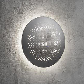 Hunt LED Outdoor Wall Light