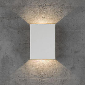 Fold LED Outdoor Wall Light