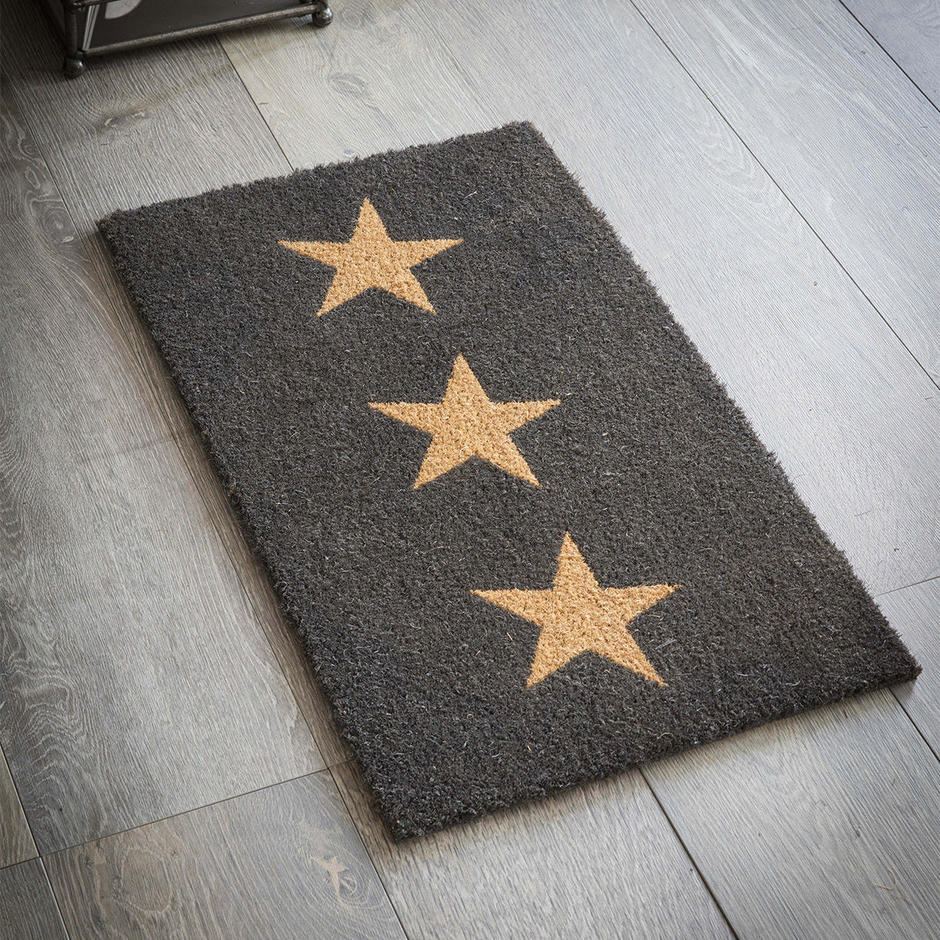 Buy 3 Star Coir Doormat The Worm That Turned
