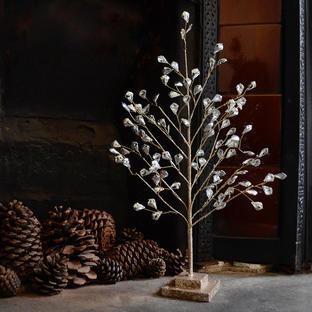 Crystal Teardrop Christmas Tree