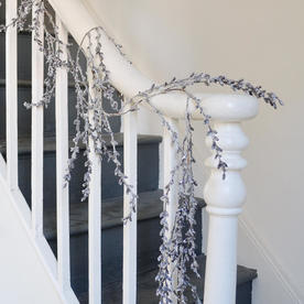 Ice Leaf Garland