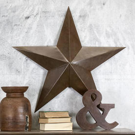 Industrial Oversized Star