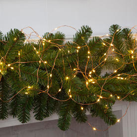 200 Fine Copper Wire Battery LED Fairy Lights