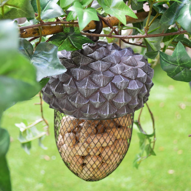 buy acorn bird feeder the worm that turned