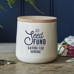 Hedge and Seed Fund Money Box Tins