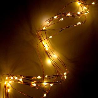Copper 300 LED Outdoor String Lights
