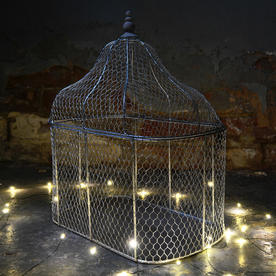 Decorative Wirework Birdcage