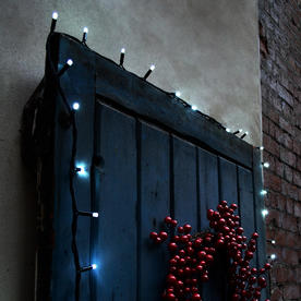 Connectable Outdoor Christmas LED String Lights