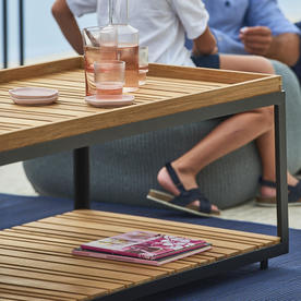Level Occasional Outdoor Tables