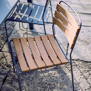Surprising Stackable Teak Chairs