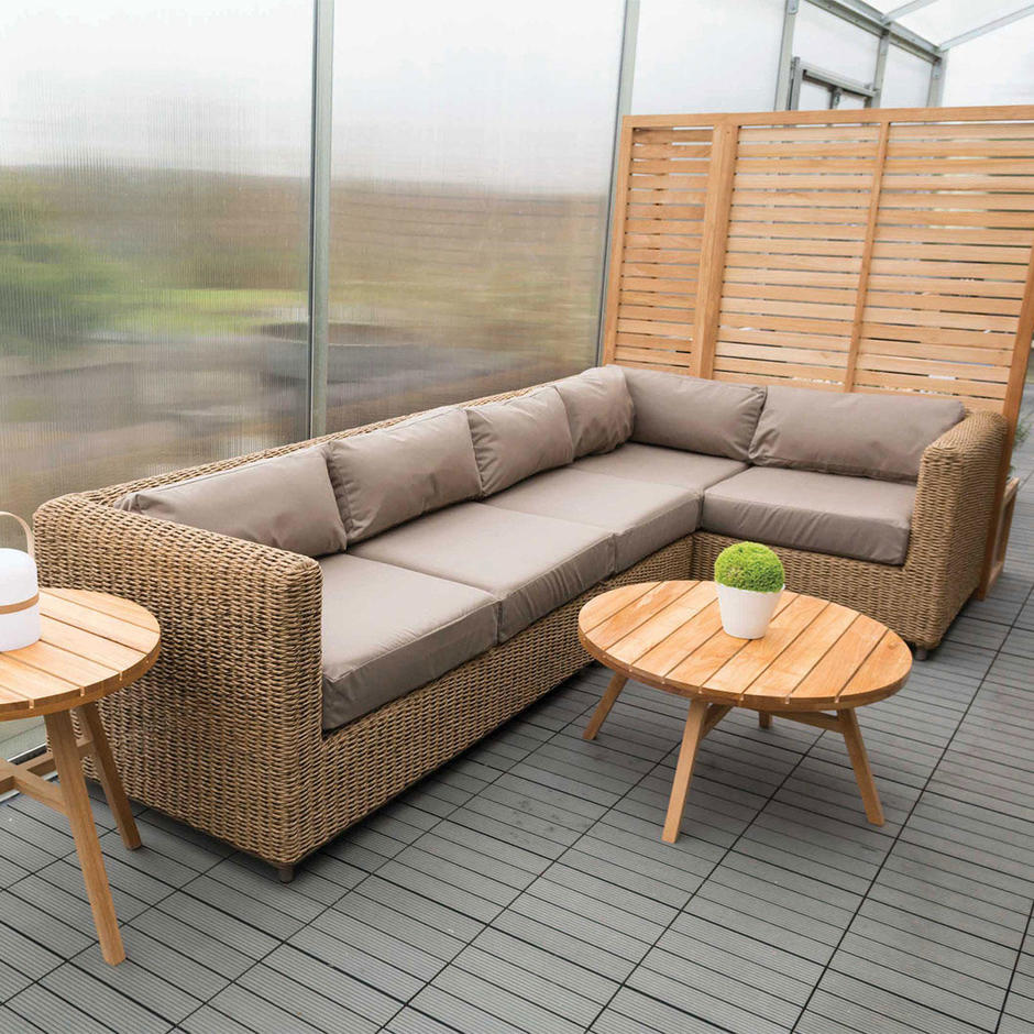 Malibu Modular Outdoor Lounge