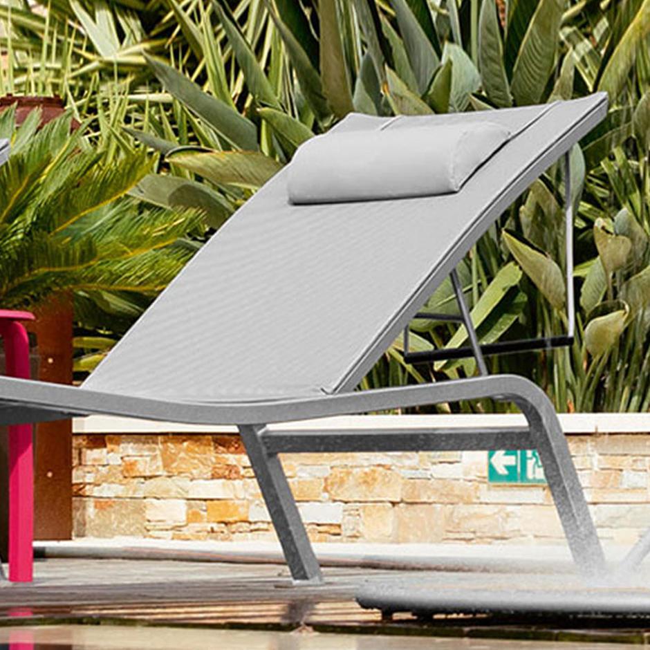 Sunlounger Headrest
