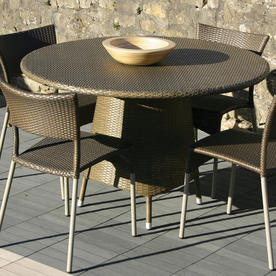 Tarn Round Outdoor Patio Tables