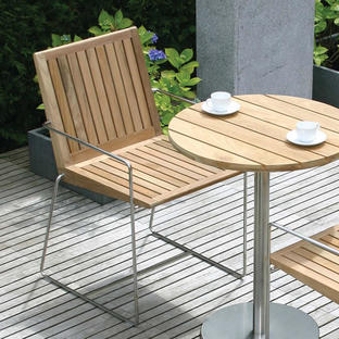 Tripoli Outdoor Dining Armchairs