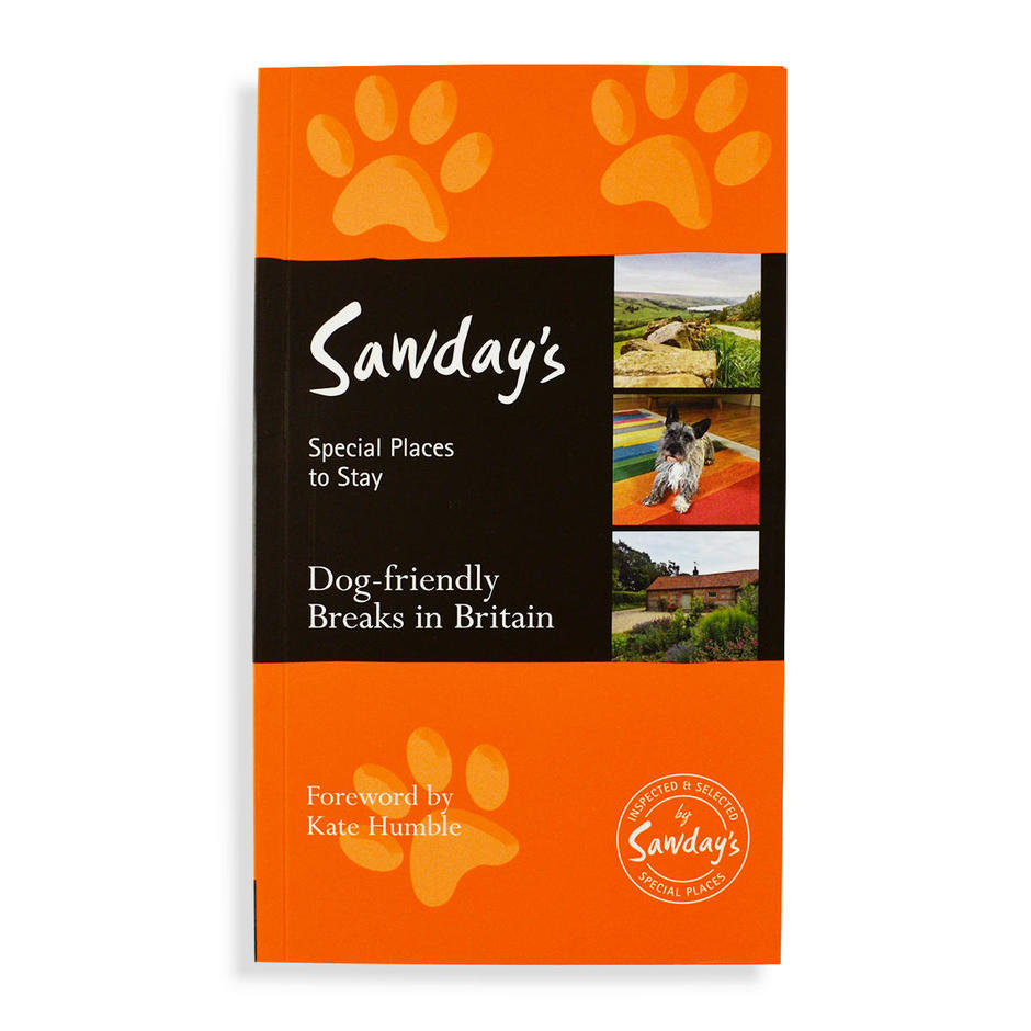 Sawday's Dog Friendly Breaks in Britain