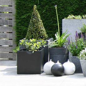 Cube Terrazzo Planters