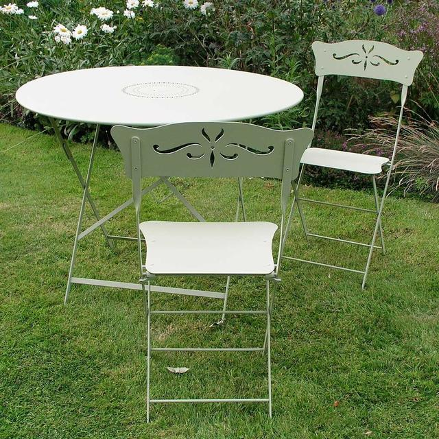 Floreal Bistro Tables By Fermob Outdoor Furniture The Worm That Turned RE