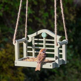 Luytens Swing Seat Bird Feeder