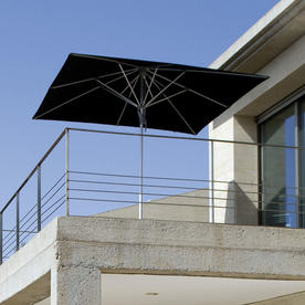 Fortino Easy Square Centre Pole Parasols