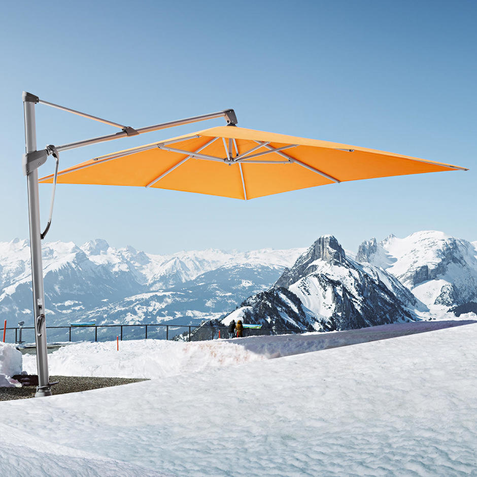 SombranoS+ Deluxe Bespoke Square Parasols