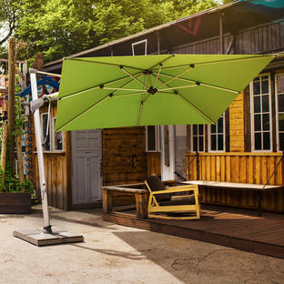 SombranoS+ Classic Bespoke Square Parasols