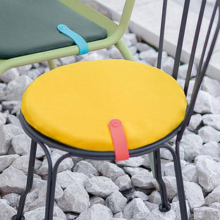 Fermob 1900/Louvre Chair Outdoor Seat Cushions