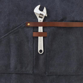 Thick Canvas Waxed Apron