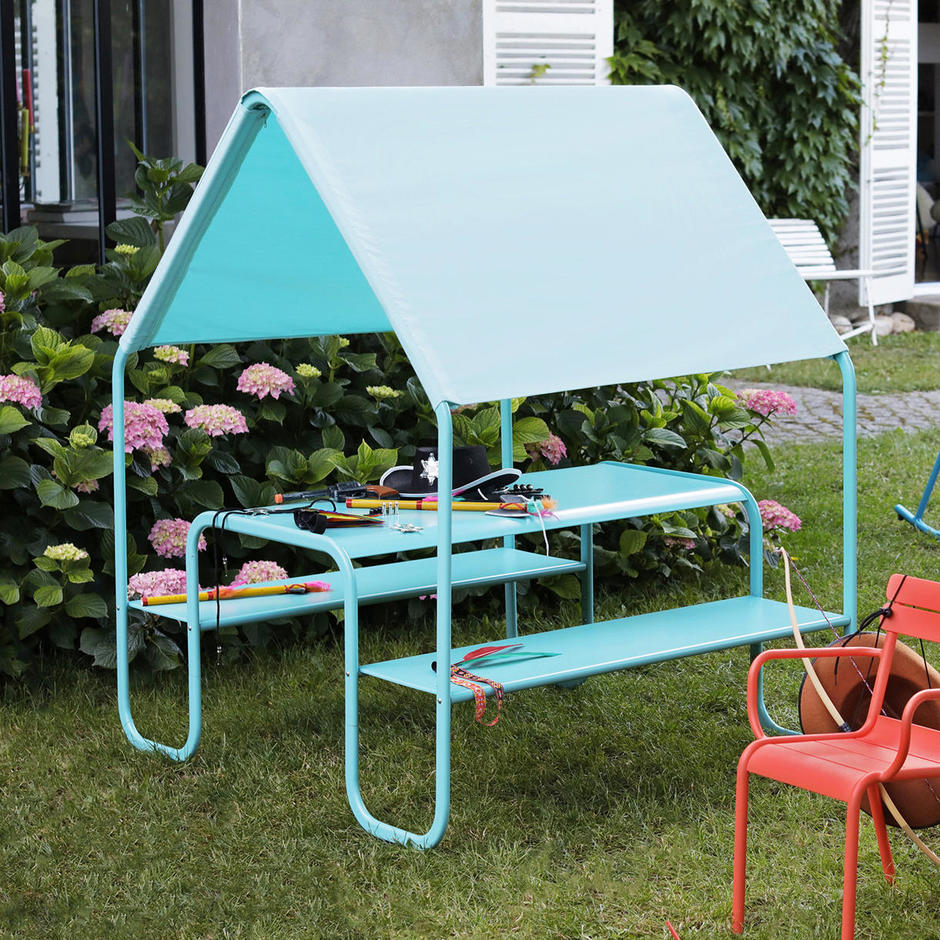 Wondrous Buy Childrens Picnic Hut By Fermob Outdoor Furniture The Download Free Architecture Designs Scobabritishbridgeorg