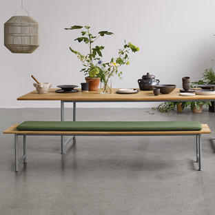 Atmosphere Outdoor Dining Benches