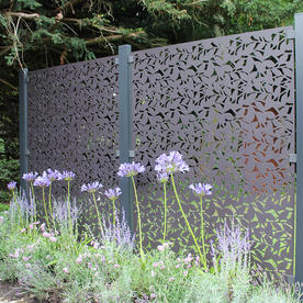Aluminium Fence Screens