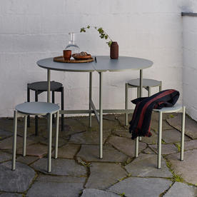 Stacking Picnic Stools