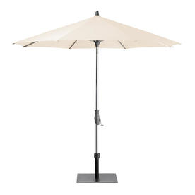 AluTwist Easy Round Centre Pole Parasols