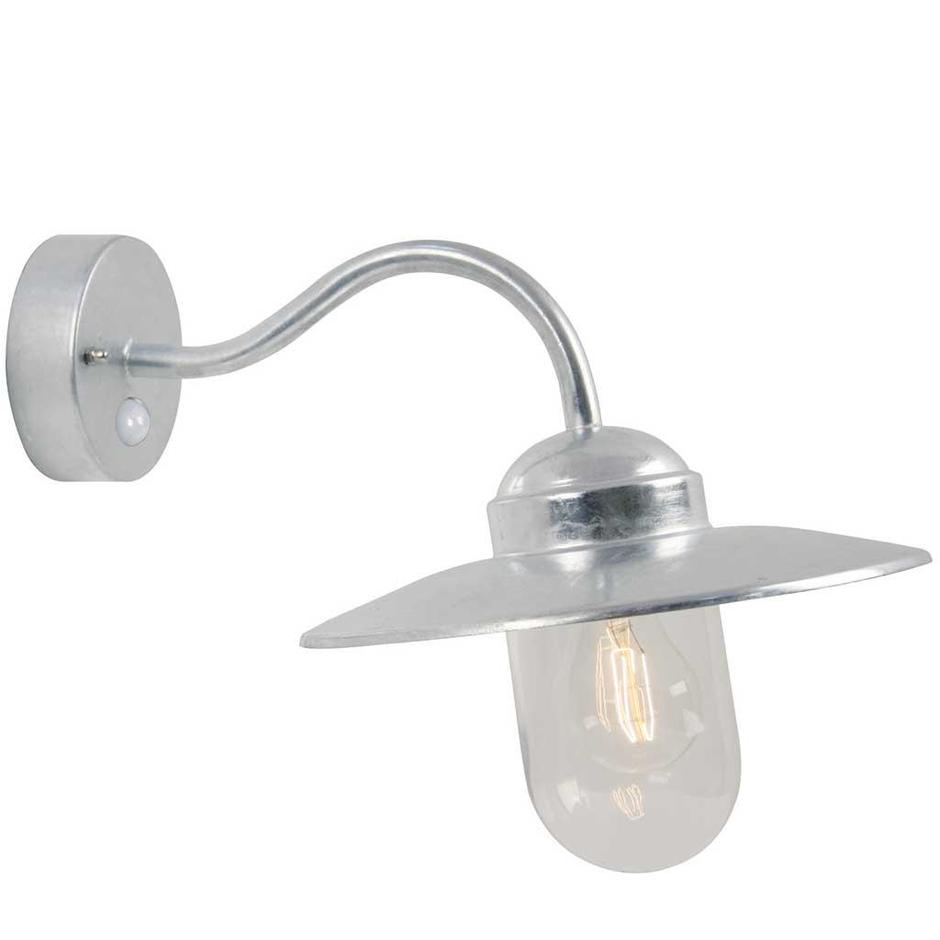 Luxembourg Wall Light with PIR Sensor