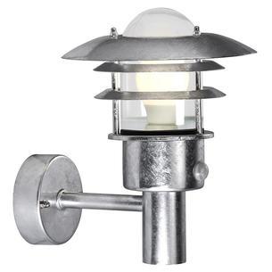 Outdoor lights for walls lnstrup 22 outdoor wall light with pir sensor aloadofball Choice Image
