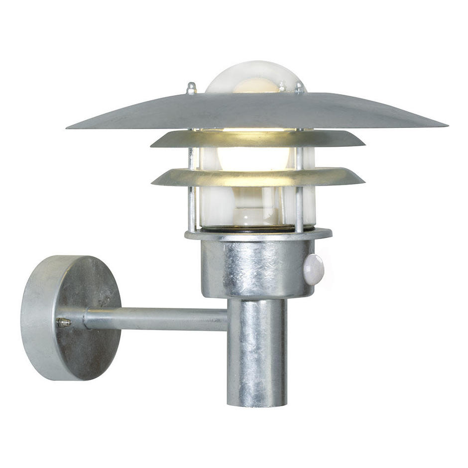 Lønstrup 32 Outdoor Wall Light with PIR Sensor